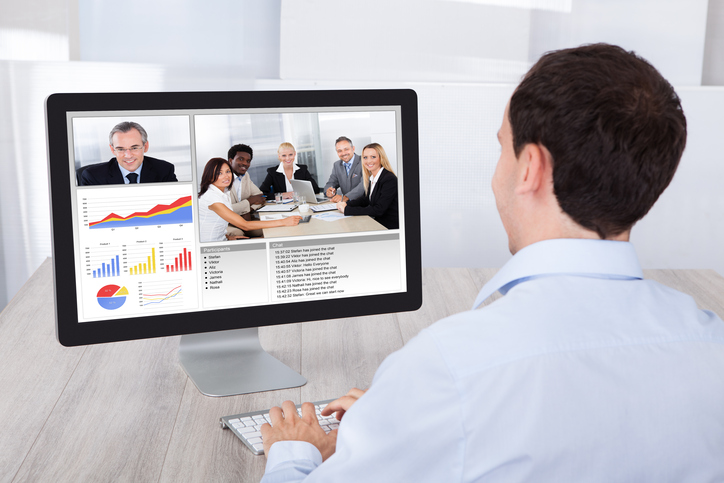 Business Communication in a Virtual World