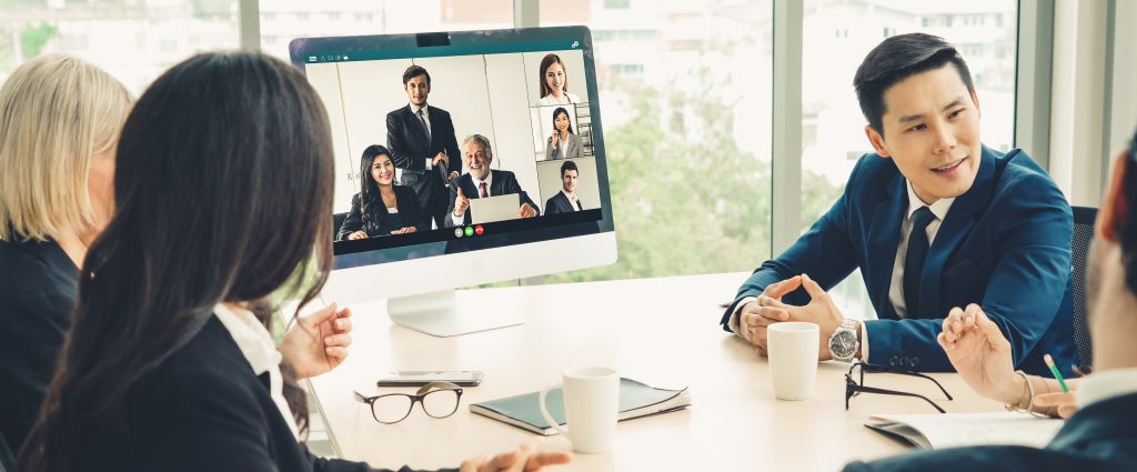 hybrid meetings two steps for success